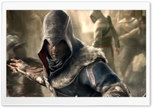 Assassin's Creed Revelations Master Assassins HD Wide Wallpaper for Widescreen