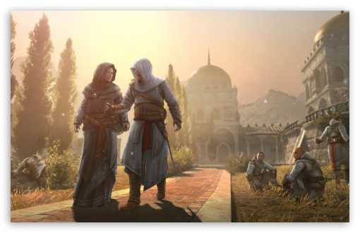 Assassin's Creed Revelations Masyaf Maria Thorpe and Altair ❤ 4K UHD Wallpaper for Wide 16:10 5:3 Widescreen WHXGA WQXGA WUXGA WXGA WGA ; 4K UHD 16:9 Ultra High Definition 2160p 1440p 1080p 900p 720p ; UHD 16:9 2160p 1440p 1080p 900p 720p ; Standard 4:3 5:4 3:2 Fullscreen UXGA XGA SVGA QSXGA SXGA DVGA HVGA HQVGA ( Apple PowerBook G4 iPhone 4 3G 3GS iPod Touch ) ; Tablet 1:1 ; iPad 1/2/Mini ; Mobile 4:3 5:3 3:2 16:9 5:4 - UXGA XGA SVGA WGA DVGA HVGA HQVGA ( Apple PowerBook G4 iPhone 4 3G 3GS iPod Touch ) 2160p 1440p 1080p 900p 720p QSXGA SXGA ; Dual 16:10 5:3 16:9 4:3 5:4 WHXGA WQXGA WUXGA WXGA WGA 2160p 1440p 1080p 900p 720p UXGA XGA SVGA QSXGA SXGA ;