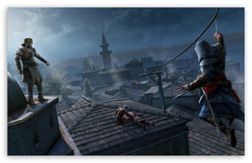 Assassin's Creed Revelations Screenshot HD wallpaper for Wide 16:10 5:3 Widescreen WHXGA WQXGA WUXGA WXGA WGA ; HD 16:9 High Definition WQHD QWXGA 1080p 900p 720p QHD nHD ; UHD 16:9 WQHD QWXGA 1080p 900p 720p QHD nHD ; Standard 4:3 5:4 Fullscreen UXGA XGA SVGA QSXGA SXGA ; Tablet 1:1 ; iPad 1/2/Mini ; Mobile 4:3 5:3 16:9 5:4 - UXGA XGA SVGA WGA WQHD QWXGA 1080p 900p 720p QHD nHD QSXGA SXGA ;