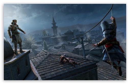 Assassin's Creed Revelations Screenshot ❤ 4K UHD Wallpaper for Wide 16:10 5:3 Widescreen WHXGA WQXGA WUXGA WXGA WGA ; 4K UHD 16:9 Ultra High Definition 2160p 1440p 1080p 900p 720p ; UHD 16:9 2160p 1440p 1080p 900p 720p ; Standard 4:3 5:4 Fullscreen UXGA XGA SVGA QSXGA SXGA ; Tablet 1:1 ; iPad 1/2/Mini ; Mobile 4:3 5:3 16:9 5:4 - UXGA XGA SVGA WGA 2160p 1440p 1080p 900p 720p QSXGA SXGA ;