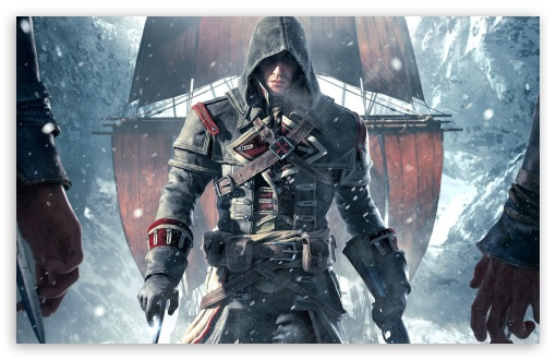 Assassins Creed Rogue Ultra Hd Desktop Background Wallpaper For 4k