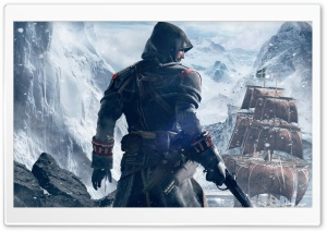 Assassins Creed Rogue HD Wide Wallpaper for Widescreen
