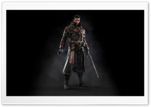 Assassins Creed Rogue - Shay HD Wide Wallpaper for Widescreen