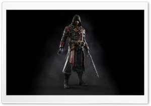 Assassins Creed Rogue Wallpaper - Shay HD Wide Wallpaper for Widescreen