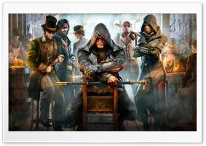 Assassins Creed Syndicate Ultra HD Wallpaper for 4K UHD Widescreen desktop, tablet & smartphone