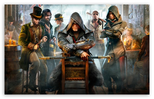 Assassins Creed Syndicate ❤ 4K UHD Wallpaper for Wide 16:10 5:3 Widescreen WHXGA WQXGA WUXGA WXGA WGA ; 4K UHD 16:9 Ultra High Definition 2160p 1440p 1080p 900p 720p ; UHD 16:9 2160p 1440p 1080p 900p 720p ; Standard 4:3 5:4 3:2 Fullscreen UXGA XGA SVGA QSXGA SXGA DVGA HVGA HQVGA ( Apple PowerBook G4 iPhone 4 3G 3GS iPod Touch ) ; Smartphone 5:3 WGA ; Tablet 1:1 ; iPad 1/2/Mini ; Mobile 4:3 5:3 3:2 16:9 5:4 - UXGA XGA SVGA WGA DVGA HVGA HQVGA ( Apple PowerBook G4 iPhone 4 3G 3GS iPod Touch ) 2160p 1440p 1080p 900p 720p QSXGA SXGA ; Dual 16:10 5:3 16:9 4:3 5:4 WHXGA WQXGA WUXGA WXGA WGA 2160p 1440p 1080p 900p 720p UXGA XGA SVGA QSXGA SXGA ;