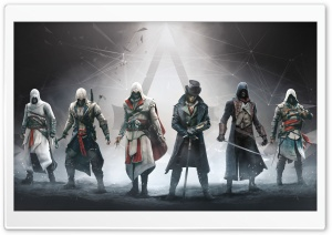 Assassins Creed Syndicate HD Wide Wallpaper for Widescreen