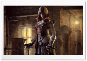 Assassins Creed Syndicate Evie Frye HD Wide Wallpaper for Widescreen