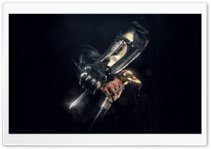 Assassins Creed Syndicate Hidden Blade HD Wide Wallpaper for Widescreen