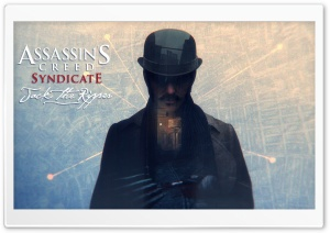 Assassins Creed Syndicate Jack The Reaper HD Wide Wallpaper for Widescreen