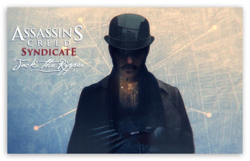 Download Assassins Creed Syndicate Jack The Reaper UltraHD Wallpaper