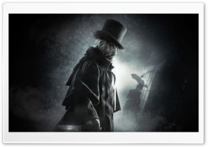 Assassins Creed Syndicate Jack the Ripper 2015 video game HD Wide Wallpaper for Widescreen