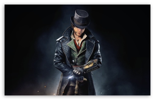 Assassins Creed Syndicate Jacob Frye 2015 UltraHD Wallpaper for Wide 16:10 5:3 Widescreen WHXGA WQXGA WUXGA WXGA WGA ; 8K UHD TV 16:9 Ultra High Definition 2160p 1440p 1080p 900p 720p ; UHD 16:9 2160p 1440p 1080p 900p 720p ; Standard 4:3 5:4 3:2 Fullscreen UXGA XGA SVGA QSXGA SXGA DVGA HVGA HQVGA ( Apple PowerBook G4 iPhone 4 3G 3GS iPod Touch ) ; Smartphone 5:3 WGA ; Tablet 1:1 ; iPad 1/2/Mini ; Mobile 4:3 5:3 3:2 16:9 5:4 - UXGA XGA SVGA WGA DVGA HVGA HQVGA ( Apple PowerBook G4 iPhone 4 3G 3GS iPod Touch ) 2160p 1440p 1080p 900p 720p QSXGA SXGA ; Dual 16:10 5:3 16:9 4:3 5:4 WHXGA WQXGA WUXGA WXGA WGA 2160p 1440p 1080p 900p 720p UXGA XGA SVGA QSXGA SXGA ;