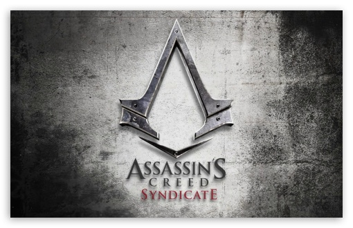 Assassins Creed Syndicate Logo ❤ 4K UHD Wallpaper for Wide 16:10 5:3 Widescreen WHXGA WQXGA WUXGA WXGA WGA ; 4K UHD 16:9 Ultra High Definition 2160p 1440p 1080p 900p 720p ; Standard 4:3 5:4 3:2 Fullscreen UXGA XGA SVGA QSXGA SXGA DVGA HVGA HQVGA ( Apple PowerBook G4 iPhone 4 3G 3GS iPod Touch ) ; Tablet 1:1 ; iPad 1/2/Mini ; Mobile 4:3 5:3 3:2 16:9 5:4 - UXGA XGA SVGA WGA DVGA HVGA HQVGA ( Apple PowerBook G4 iPhone 4 3G 3GS iPod Touch ) 2160p 1440p 1080p 900p 720p QSXGA SXGA ;