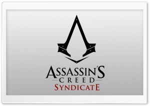 Assassins Creed Syndicate Logo 2 HD Wide Wallpaper for 4K UHD Widescreen desktop & smartphone