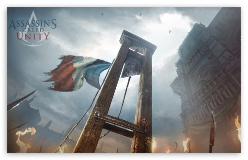 Assassins Creed Unity 2014 game ❤ 4K UHD Wallpaper for Wide 16:10 5:3 Widescreen WHXGA WQXGA WUXGA WXGA WGA ; 4K UHD 16:9 Ultra High Definition 2160p 1440p 1080p 900p 720p ; UHD 16:9 2160p 1440p 1080p 900p 720p ; Mobile 5:3 16:9 - WGA 2160p 1440p 1080p 900p 720p ;