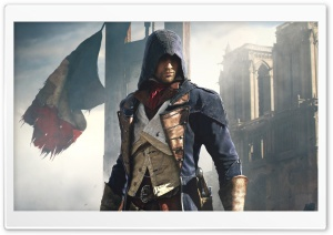 Assassins Creed Unity French Revolution HD Wide Wallpaper for Widescreen