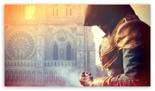 Assassin's Creed Unity Video Game 2014 ❤ 4K UHD Wallpaper for 4K UHD 16:9 Ultra High Definition 2160p 1440p 1080p 900p 720p ; Standard 4:3 5:4 3:2 Fullscreen UXGA XGA SVGA QSXGA SXGA DVGA HVGA HQVGA ( Apple PowerBook G4 iPhone 4 3G 3GS iPod Touch ) ; Tablet 1:1 ; iPad 1/2/Mini ; Mobile 4:3 3:2 16:9 5:4 - UXGA XGA SVGA DVGA HVGA HQVGA ( Apple PowerBook G4 iPhone 4 3G 3GS iPod Touch ) 2160p 1440p 1080p 900p 720p QSXGA SXGA ;