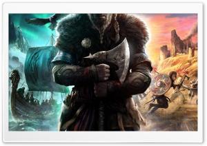 Assassins Creed Valhalla Ultra HD Wallpaper for 4K UHD Widescreen desktop, tablet & smartphone