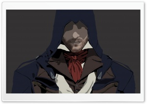 Assassins Creed Vector HD Wide Wallpaper for Widescreen