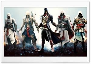 Assassins Unity HD Wide Wallpaper for 4K UHD Widescreen desktop & smartphone