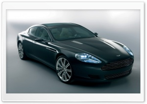 Aston Martin Car 5 HD Wide Wallpaper for Widescreen