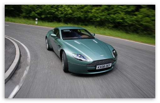 Download Aston Martin Car 6 UltraHD Wallpaper