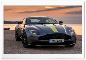 Aston Martin DB11 AMR Signature Edition 2018 HD Wide Wallpaper for 4K UHD Widescreen desktop & smartphone