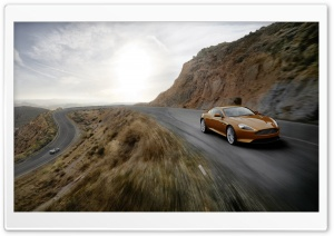 Aston Martin DB9 HD Wide Wallpaper for Widescreen