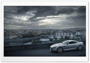 Aston Martin DBS Ultra HD Wallpaper for 4K UHD Widescreen desktop, tablet & smartphone