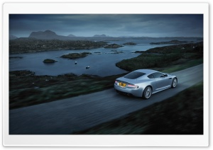 Aston Martin DBS HD Wide Wallpaper for Widescreen