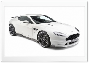 Aston Martin Hamann V8 Vantage HD Wide Wallpaper for Widescreen