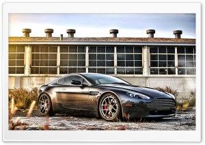 Aston Martin HDR HD Wide Wallpaper for Widescreen