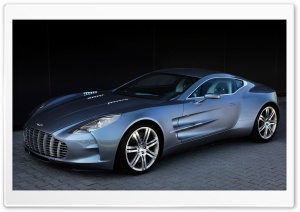 Aston Martin One-77 HD Wide Wallpaper for 4K UHD Widescreen desktop & smartphone