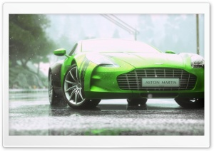 Aston Martin One-77 HD Wide Wallpaper for Widescreen