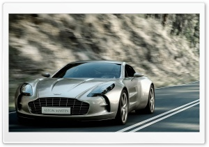 Aston Martin One-77 Ultra HD Wallpaper for 4K UHD Widescreen desktop, tablet & smartphone