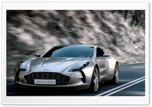 Aston Martin Sports HD Wide Wallpaper for Widescreen