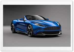 Aston Martin Vanquish S Volante HD Wide Wallpaper for 4K UHD Widescreen desktop & smartphone