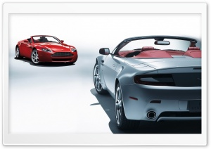 Aston Martin Vantage Roadster Cars HD Wide Wallpaper for 4K UHD Widescreen desktop & smartphone