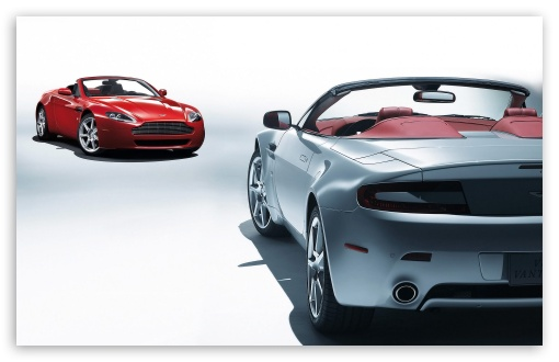 Aston Martin Vantage Roadster Cars HD wallpaper for Wide 16:10 5:3 Widescreen WHXGA WQXGA WUXGA WXGA WGA ; HD 16:9 High Definition WQHD QWXGA 1080p 900p 720p QHD nHD ; Mobile 5:3 16:9 - WGA WQHD QWXGA 1080p 900p 720p QHD nHD ;
