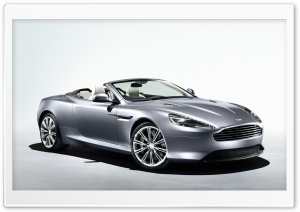 Aston Martin Virage Volante 2011 HD Wide Wallpaper for Widescreen
