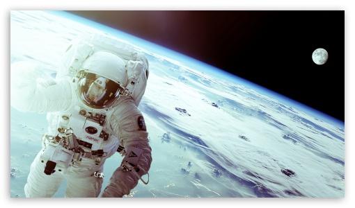 Astronaut Ultra Hd Desktop Background Wallpaper For 4k Uhd Tv