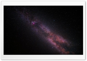 Astrophotography Milky Way Galaxy HD Wide Wallpaper for 4K UHD Widescreen desktop & smartphone