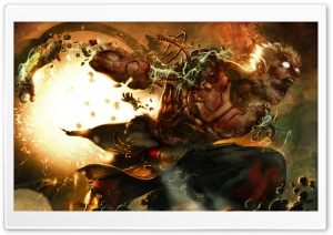 Asura's Wrath HD Wide Wallpaper for Widescreen