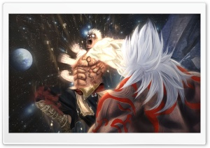 Asura's Wrath HD Wide Wallpaper for 4K UHD Widescreen desktop & smartphone