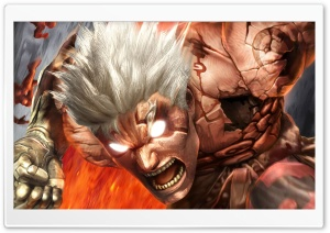 Asura's Wrath - Asura HD Wide Wallpaper for Widescreen