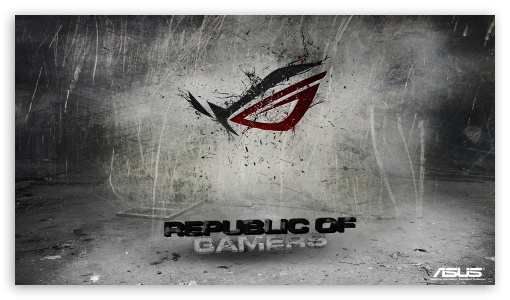Asus Republic Of Gamers Background HD wallpaper for HD 16:9 High Definition WQHD QWXGA 1080p 900p 720p QHD nHD ; Mobile 16:9 - WQHD QWXGA 1080p 900p 720p QHD nHD ;