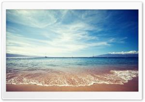 At The Shore Ultra HD Wallpaper for 4K UHD Widescreen desktop, tablet & smartphone