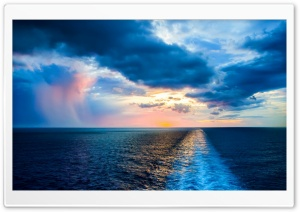 Atlantic Ocean HD Wide Wallpaper for Widescreen