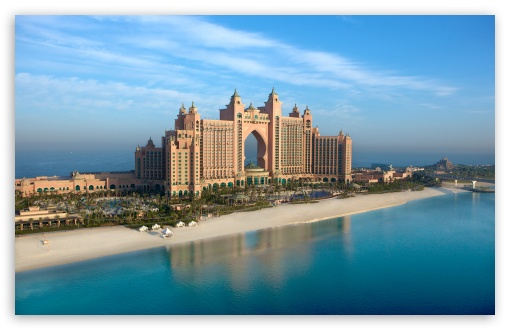 Download Atlantis Hotel Dubai UltraHD Wallpaper
